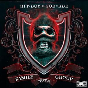 Hit-Boy X SOB X RBE - Wyo